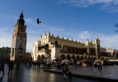 Kraków bogactwo zabytków