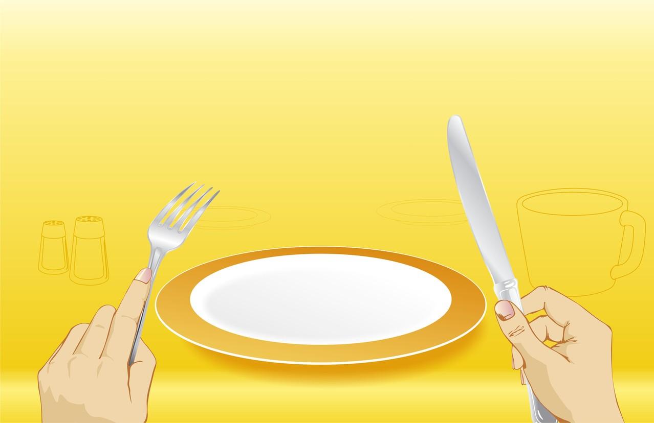 W Finlandii tylko nóż i widelec