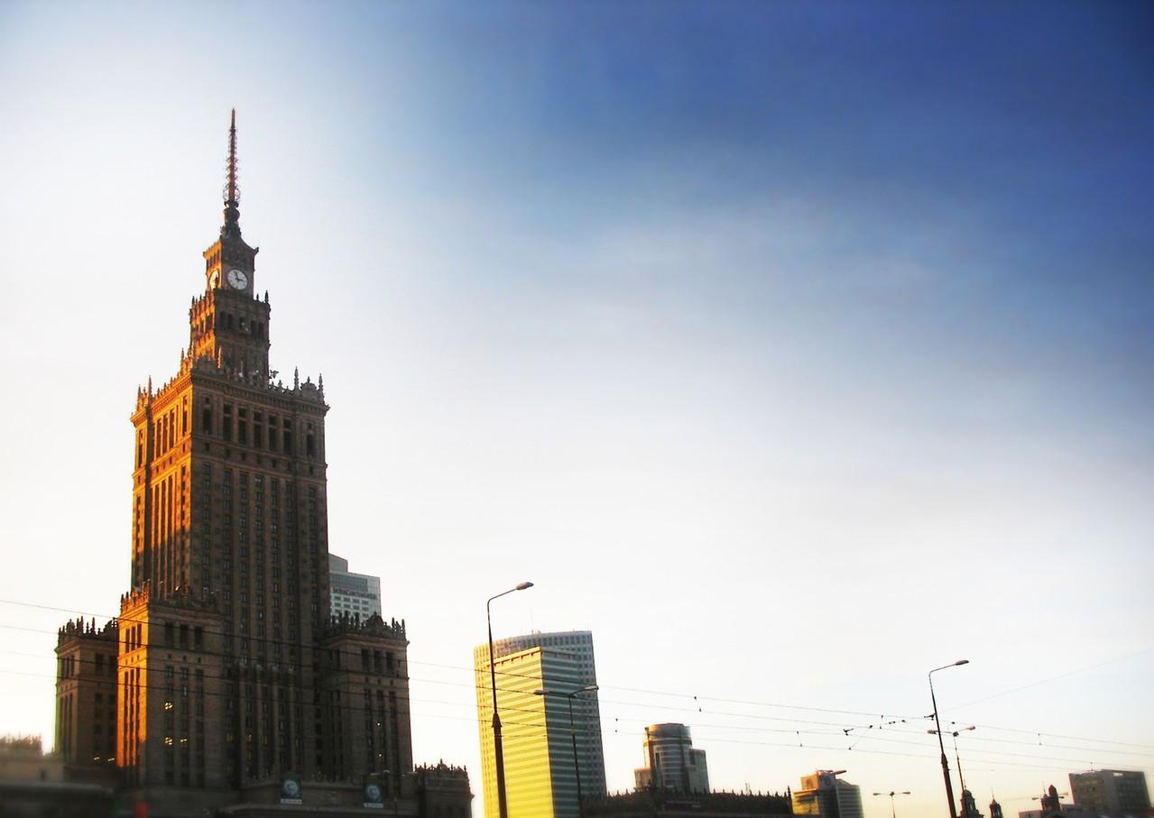 Warszawa – królowa polskich miast